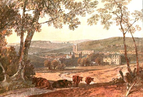 'High Wycombe from the Marlow Road', c1802, (c1900). Creator: Unknown