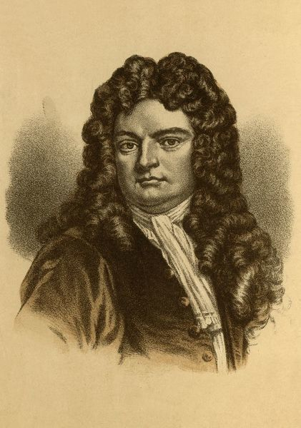'Sir Richard Steele', c1710, (c1880). Sir Richard Steele (1672-1729) Irish writer, playwright, and politician, remembered as co-founder, with Joseph Addison, of the magazine Tatler. [Blackie & Son, London, Glasgow & Edinburgh]