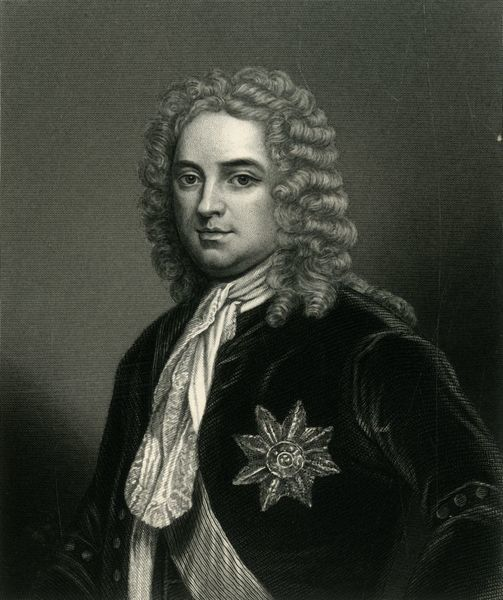 'Sir Robert Walpole', c1710, (c1884). Robert Walpole, 1st Earl of Orford, (1676-1745), Eton educated British Whig and Knight of the Garter regarded as the first Prime Minister of Great Britain. Gifted 10 Downing Street by George II