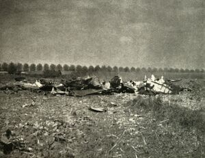 'And Afterwards: The End of a Heinkel in a French Field', 1939-1940, (1941)
