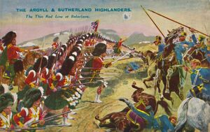 the argyll sutherland highlanders red line