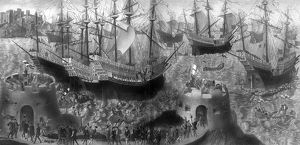 departure henry viii dover may 1520 1902 artist
