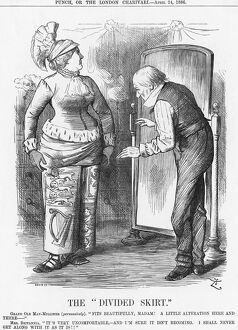 'The 'Divided Skirt'', 1886