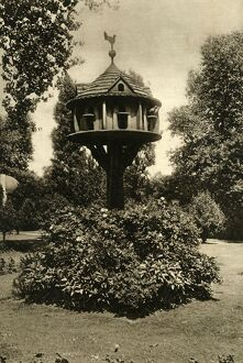 a dovecote garden dowager marchioness bute st