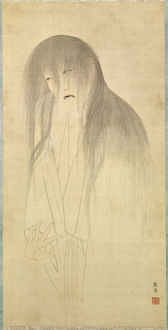 The Ghost of Oyuki , Second Half of the 18th cen