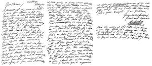 letter george villiers great fire london 6 september