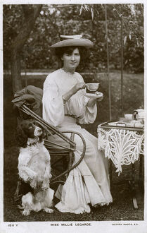 Millie Legarde, English actress, c1906.Artist: Rotary Photo