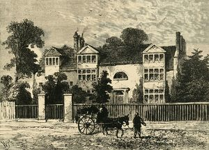 'Richardson's House at Parson's Green (1799)', (c1878). Creator: Unknown