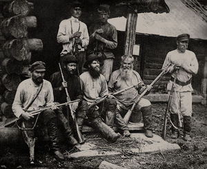 The Tambov rebel forces , 1920