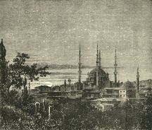 view adrianople mosque selim ii 1890 creator