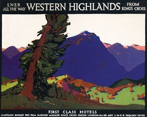 landscapes/western highlands first class hotels british